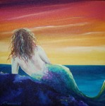 mermaidatsunrise