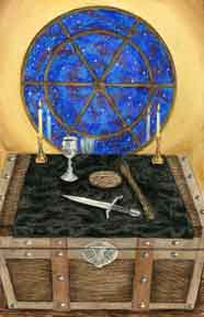Altar by Mickie Mueller