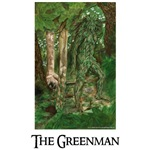 The Greenman by Mickie Mueller