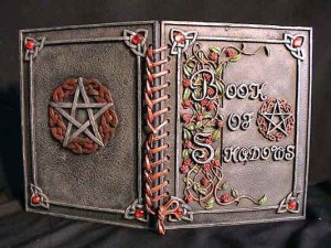 Book of Shadows Rose