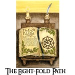 Eight Fold Path by Mickie Mueller