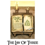 The Law of Three by Mickie Mueller