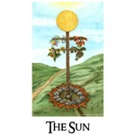 The Sun by Mickie Mueller