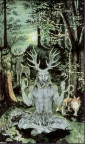 Cernnunos forest