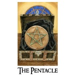 Pentacle by Mickie Mueller