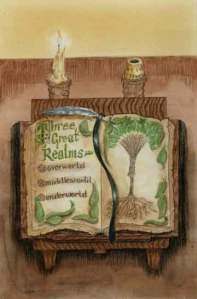 Three Great Realms by Mickie Mueller