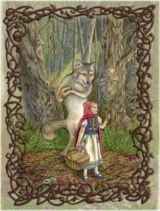 Little Red Riding Hood by Lisa Hunt