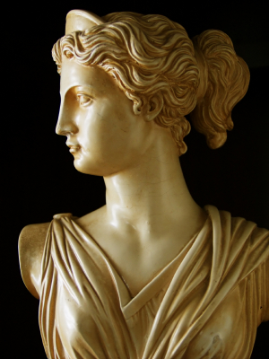 Diana roman goddess of love fertility and virginity