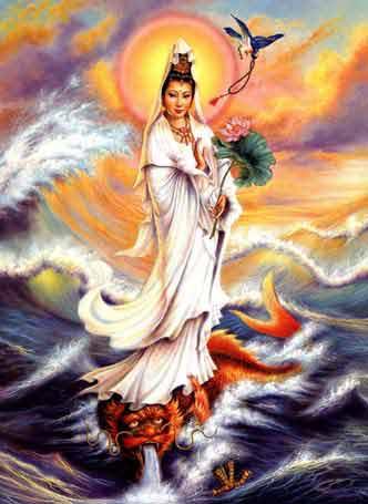 Legend of Kwan Yin