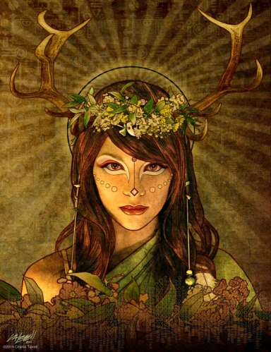 Imbolc meditation spiritblogger 39 s blog Goddess of nature greek