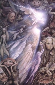 The Owl Queen by Brian Froud
